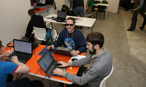 Open Data Hackathon день 2