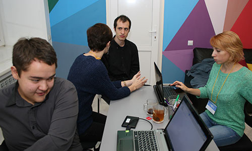 Open Data Hackathon день 2