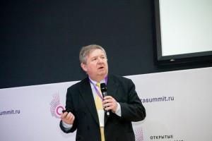 Эндрю Стот (Всемирный Банк, открытые данные)