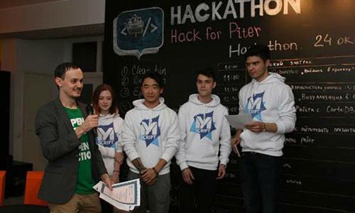 EpiHelp победитель Open Data Hackathon 2015