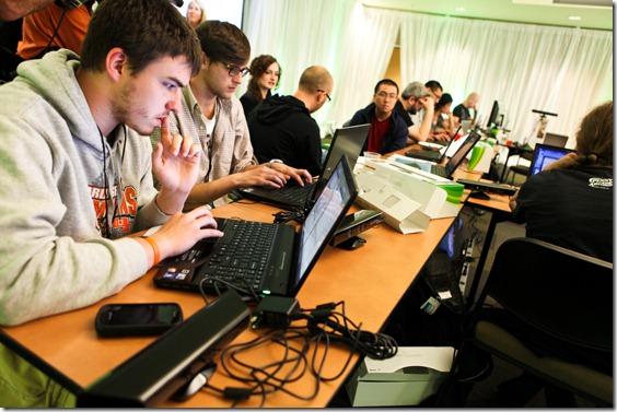 CodeCamp — неконференция для программистов