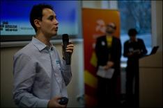 startup crash test Петербург