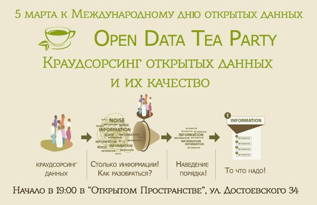 День открытых данных в Петербурге